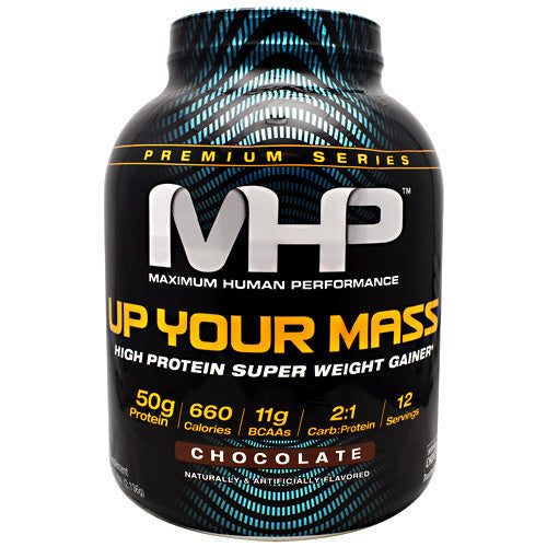 MHP Premium Series Up Your Mass - Chocolate - 4.71 lb - 666222096131
