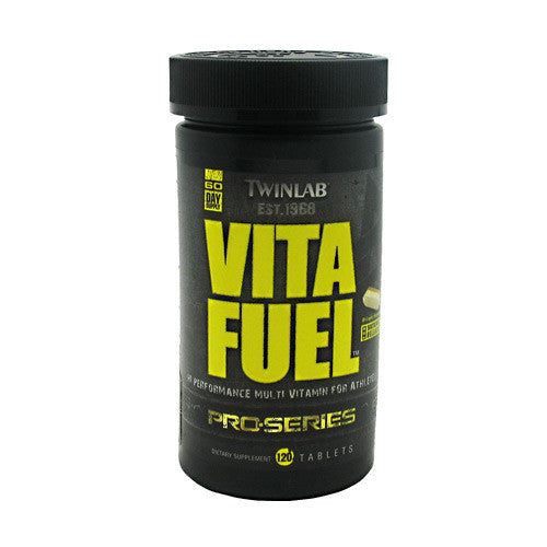 TwinLab Pro Series Vita Fuel - 120 Tablets - 027434041478