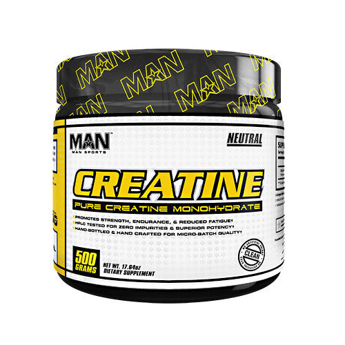 MAN Sports Creatine - Neutral - 500 grams - 853360006423