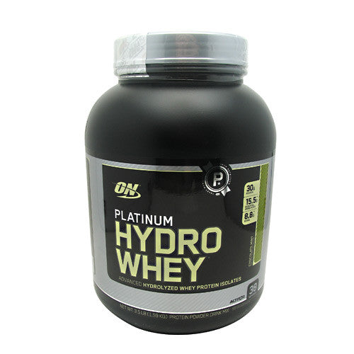 Optimum Nutrition Platinum Hydro Whey - Chocolate Mint - 38 Servings - 748927051353