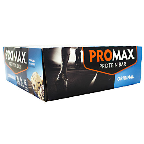 Promax Energy Bar - Cookies n Cream - 12 Bars - 743659126683