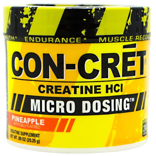 ProMera Sports Con-Cret - Pineapple - 24 Servings - 682676703241