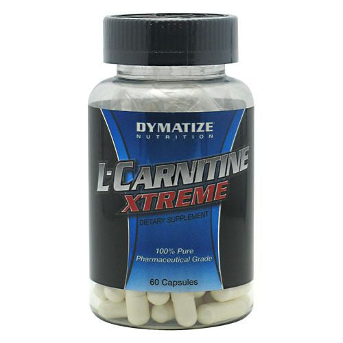 Dymatize L-Carnitine Extreme - 60 Capsules - 705016471607