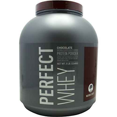 Natures Best Perfect Whey - Chocolate - 5 lbs - 089094021733