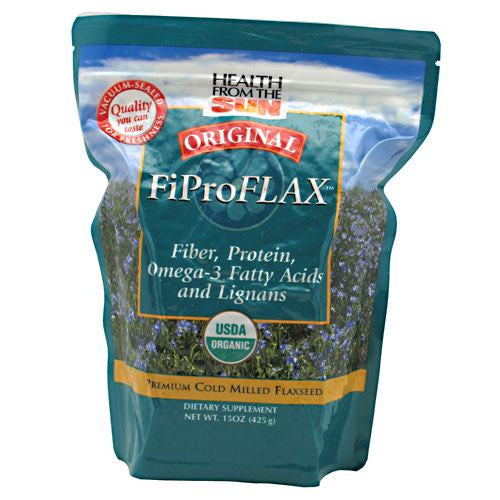 Health From The Sun FiProFlax - 15 oz - 010043050252