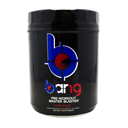 VPX Bang Pre-Workout Master Blaster - Star Blast - 20 Servings - 610764863256