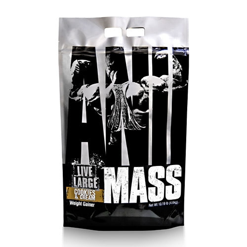 Universal Nutrition Animal Mass - Cookies & Cream - 28 ea - 039442031860