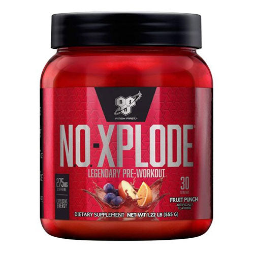 BSN N.O.-XPLODE Fruit Punch Vitamin Shack Blowout