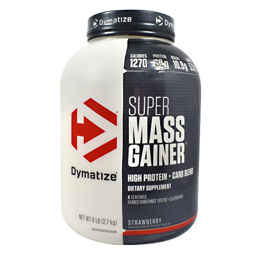 Dymatize Super Mass Gainer - Vitamin Shack