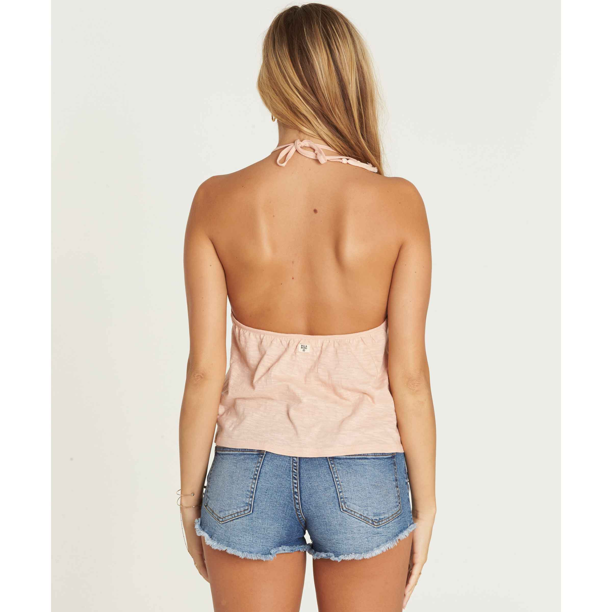Ray Me Halter Top
