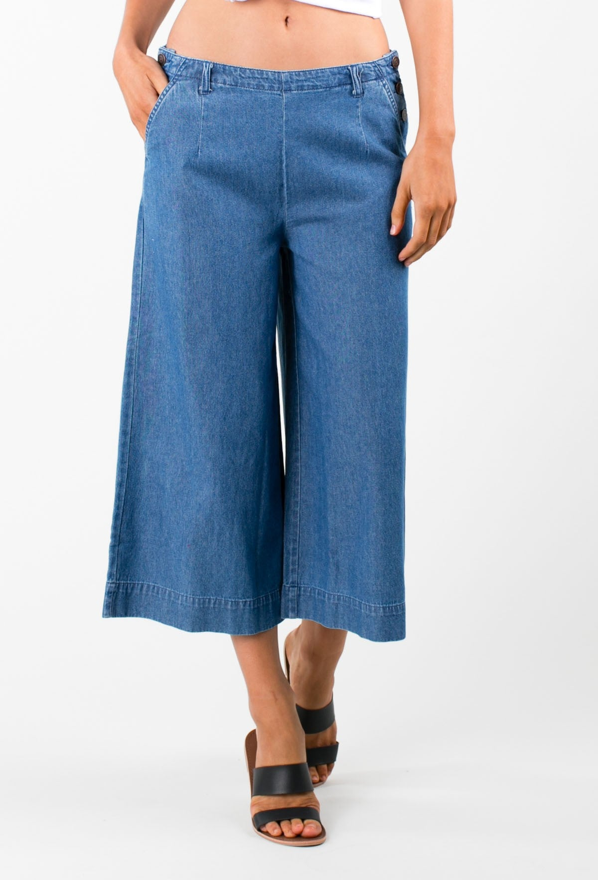 Alley Culotte Pant