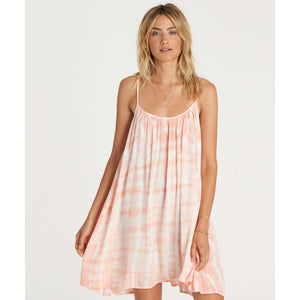 Beach Cruise Coverup Dress - Pink