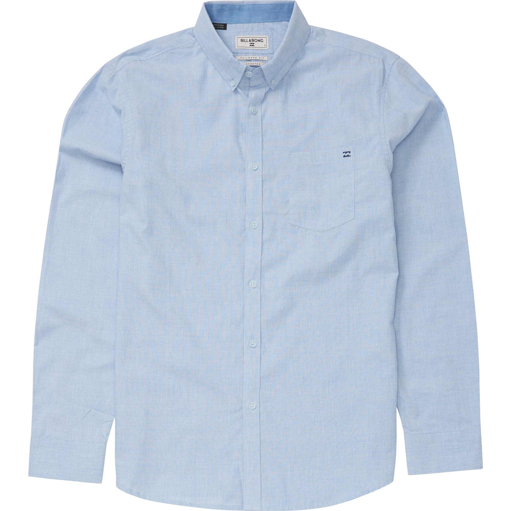 All Day LS Chambray