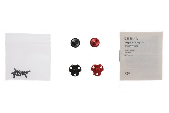 DJI Snail Quick-release Propeller Adapter (Single pair)