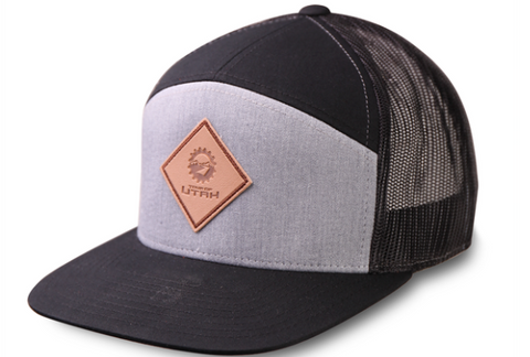 Camper Patch Cap