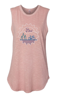 19 Ladies Outline COG Tank