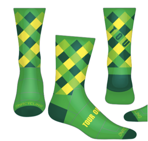 19 Argyle Design Socks