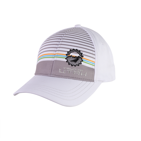 White Out Cap - Curved