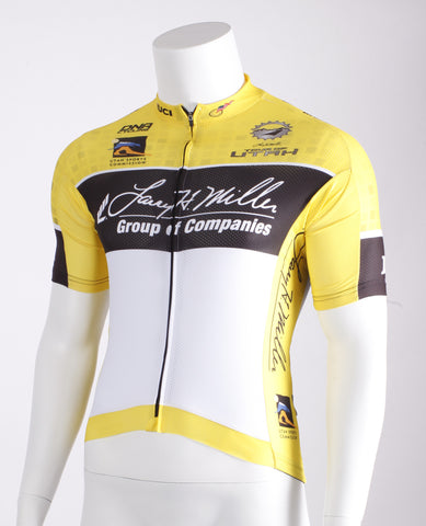 TOU 2016 Yellow Leaders Jersey