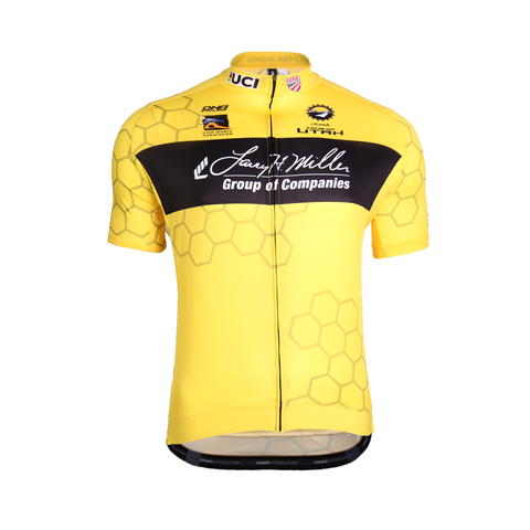 2018 Yellow Leaders Jersey