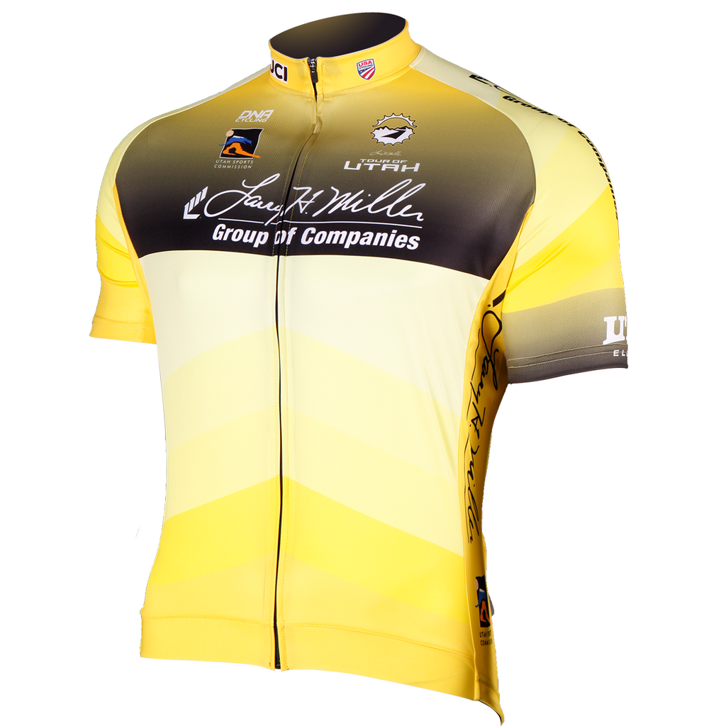 2017 Yellow Leaders Jersey