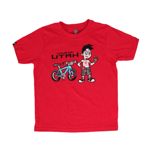 Mike the Bike Tee