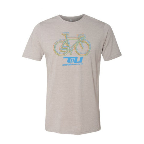 Men's Layered Bike Tee