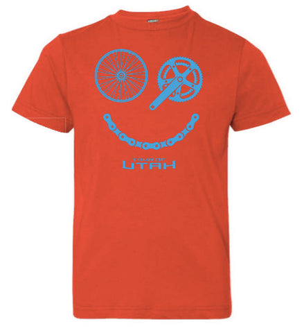 Happy Cyclist Youth Tee