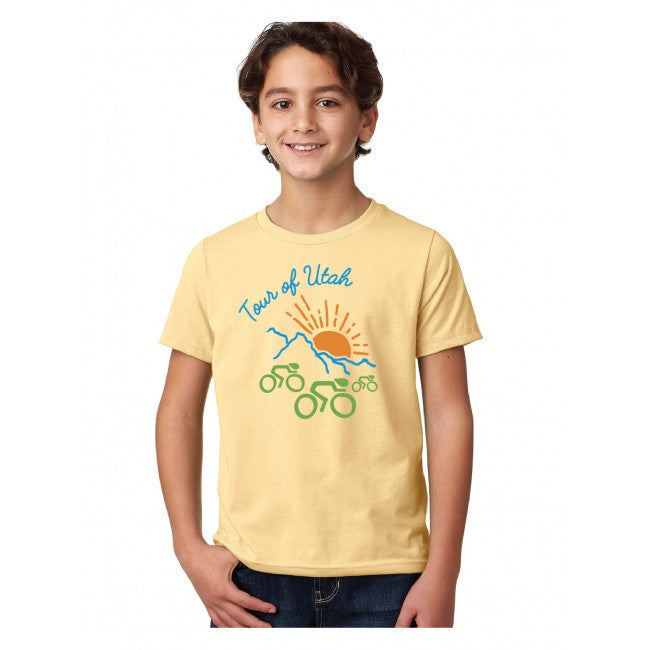 Youth TOU Bike Tee