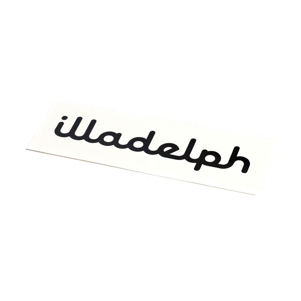 Illadelph Vinyl Stickers (2 Pack)