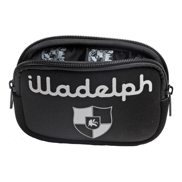 Medium Black AOP Pouch