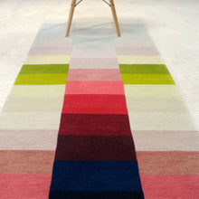 Itten – Hand Knotted runner in Pile