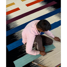 Colour Mountain Lake Gelim – Flatweave Rug