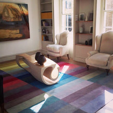 Balthus Hand Knotted Pile Rug by Ptolemy Mann