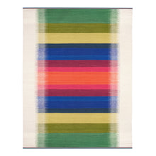 Colour Blur – Flatweave Rug