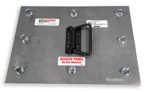 Duct Access Door Panels
