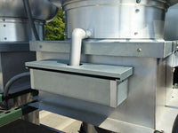 Exhaust Fan Grease Box - addinstock