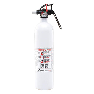 Dry Chemical Marine Fire Extinguisher with 2.5 lb. Capacity and 8 to 12 sec. Discharge Time - addinstock