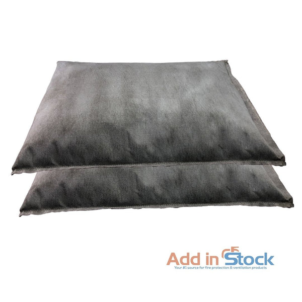 7 inch rack grease containment system pillows
