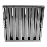 "All Points 26-4606 20"" x 20"" x 2"" Aluminum Hood Filter - Kleen-Gard - addinstock"