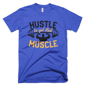 Fitplicity  Hustle Short-Sleeve T-Shirt