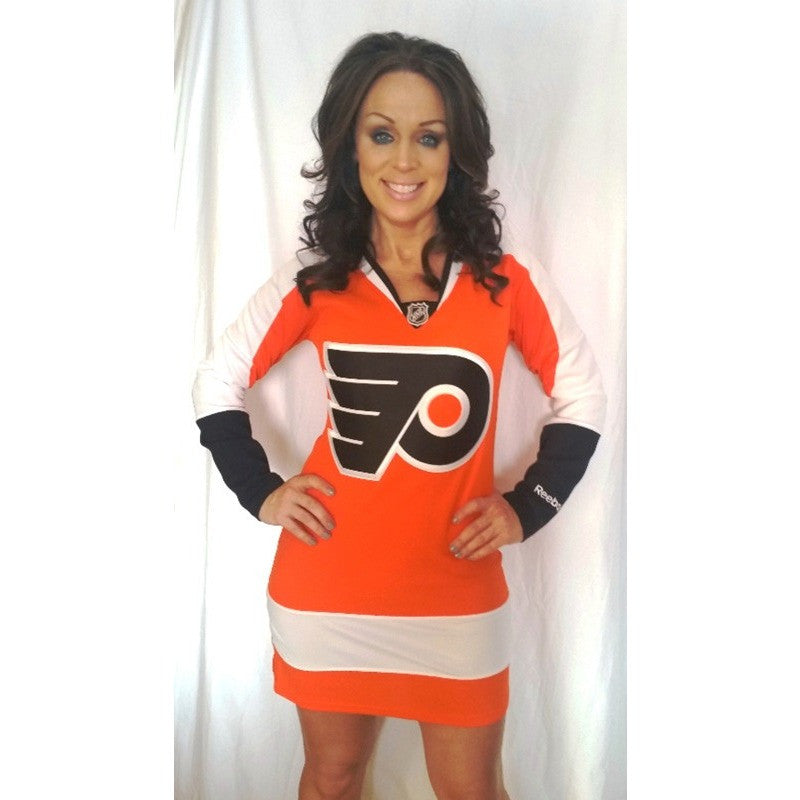 newest 4c4d7 e92b7 Philadelphia Flyers Dress