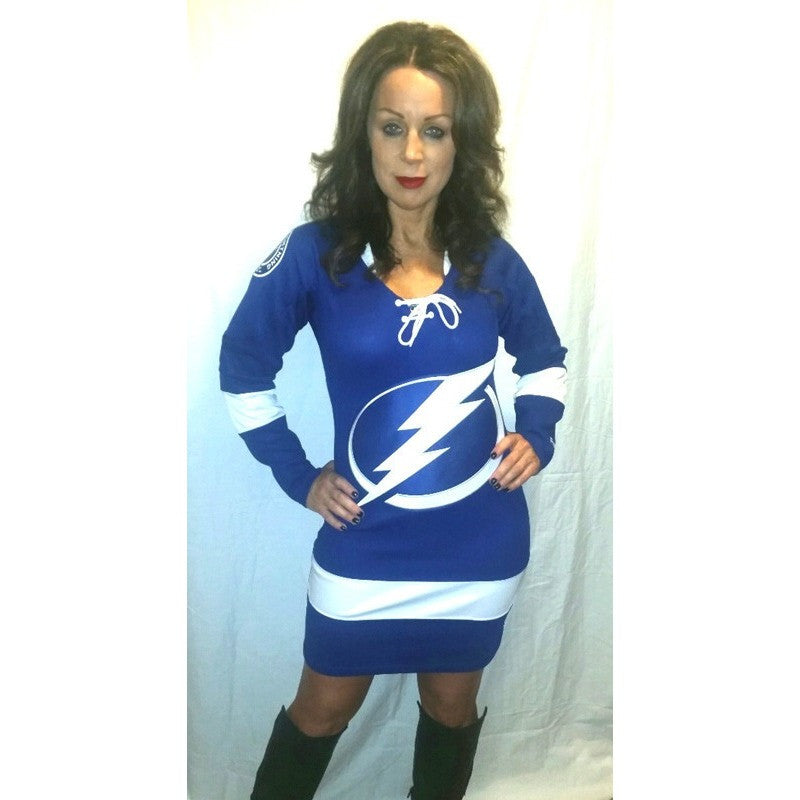 Tampa Bay Lightening Dress