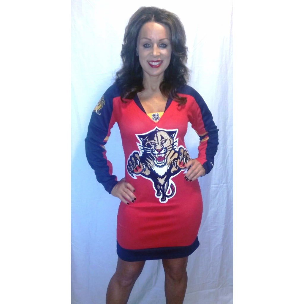 Florida Panthers Jersey Dress
