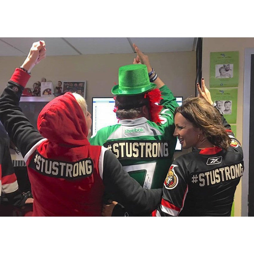 #STUSTRONG Name Band