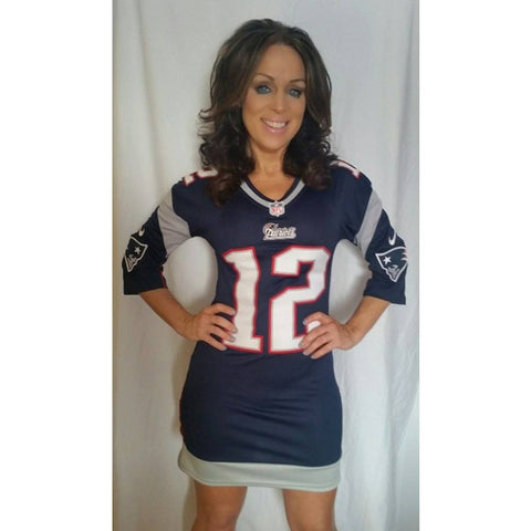 New England Patriots - Tom Brady Dress
