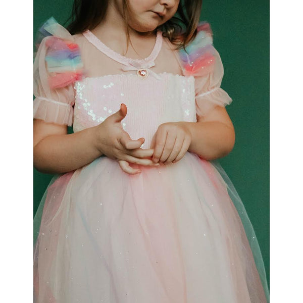 Pretty Princess Unicorn Dress