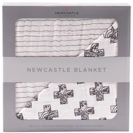 Newcastle Nordic Cross and Pencil Blanket
