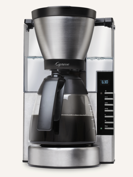 Capresso MG900 10-Cup Rapid Brew