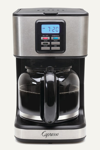 Capresso SG220 12-Cup Coffee Maker
